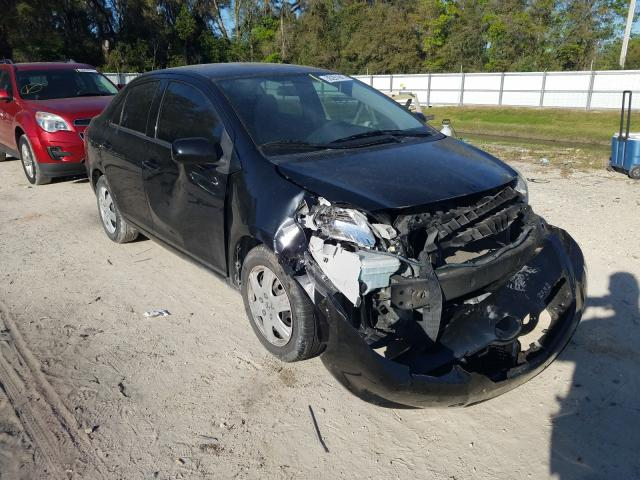 Salvage cars for sale from Copart Ocala, FL: 2012 Toyota Yaris