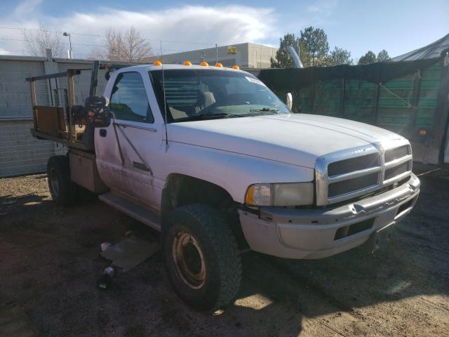 Salvage cars for sale from Copart Littleton, CO: 1994 Dodge RAM 3500
