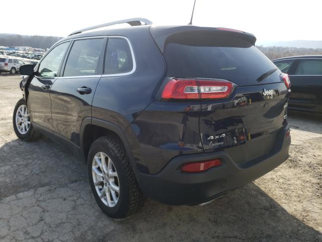 2016 JEEP CHEROKEE L - Right Front View
