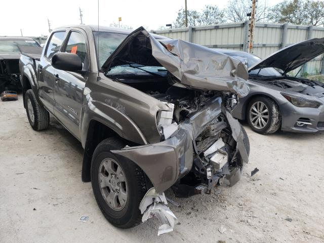 Salvage cars for sale from Copart Homestead, FL: 2013 Toyota Tacoma DOU