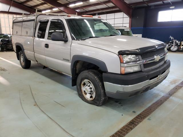 Salvage cars for sale from Copart East Granby, CT: 2004 Chevrolet Silverado