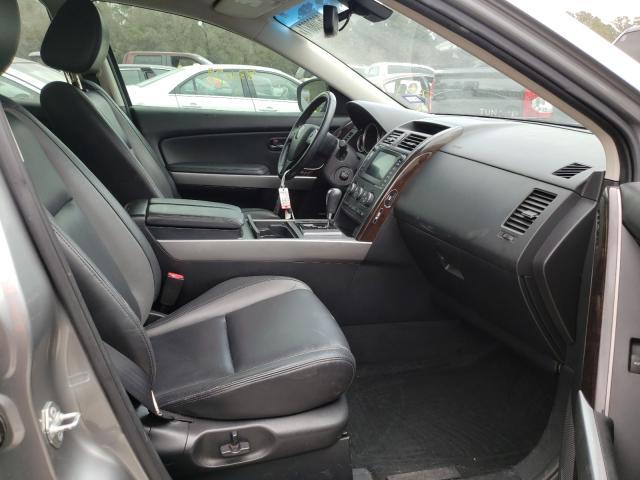 2012 MAZDA CX-9 - Left Rear View