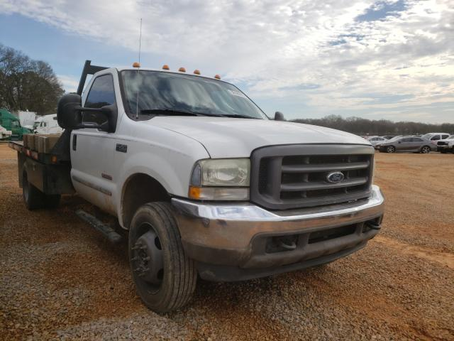 Salvage cars for sale from Copart Tanner, AL: 2004 Ford F450 Super