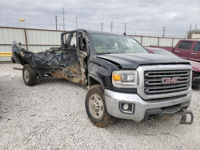 Salvage cars for sale from Copart Haslet, TX: 2019 GMC Sierra K25