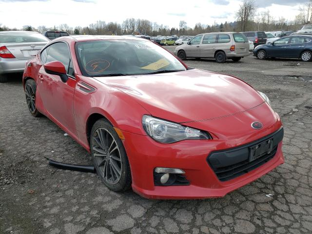 Salvage cars for sale from Copart Portland, OR: 2014 Subaru BRZ 2.0 LI