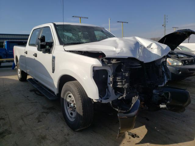 Salvage cars for sale from Copart Lebanon, TN: 2019 Ford F250 Super