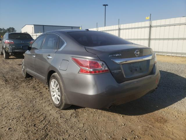 2015 NISSAN ALTIMA 2.5 - Right Front View