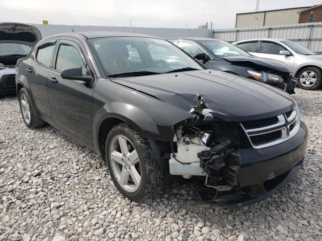 Salvage cars for sale from Copart Lawrenceburg, KY: 2013 Dodge Avenger SE