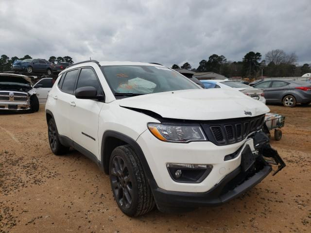 Vehiculos salvage en venta de Copart Longview, TX: 2021 Jeep Compass 80
