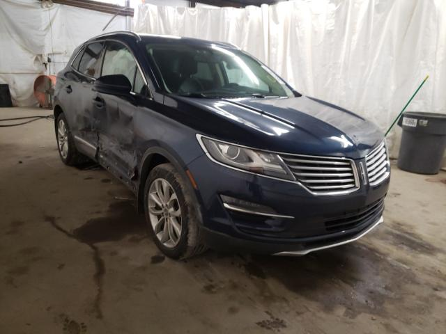 Salvage cars for sale from Copart Ebensburg, PA: 2016 Lincoln MKC Select