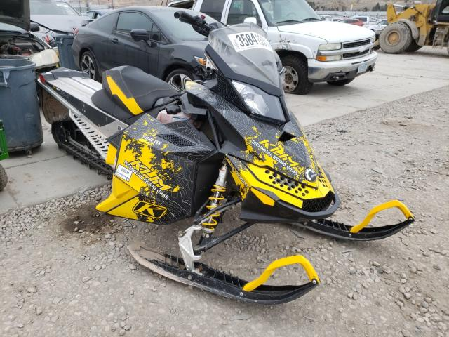 Salvage cars for sale from Copart Farr West, UT: 2012 Polaris Snowmobile