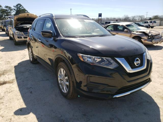 Salvage cars for sale from Copart Newton, AL: 2017 Nissan Rogue S