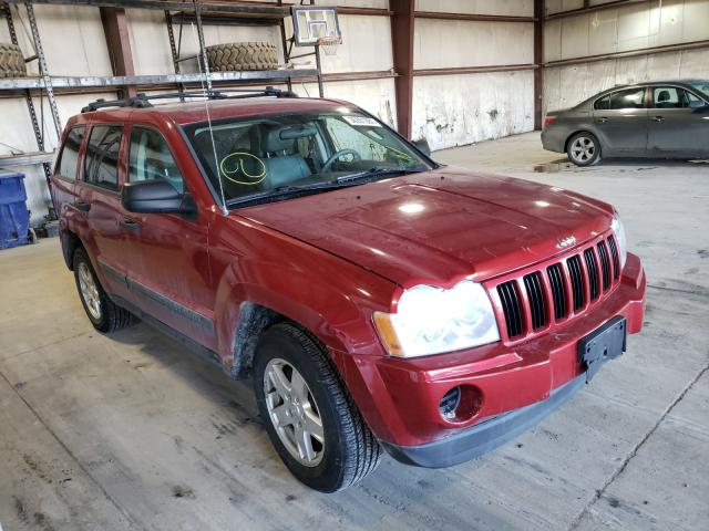 Salvage cars for sale from Copart Eldridge, IA: 2006 Jeep Grand Cherokee