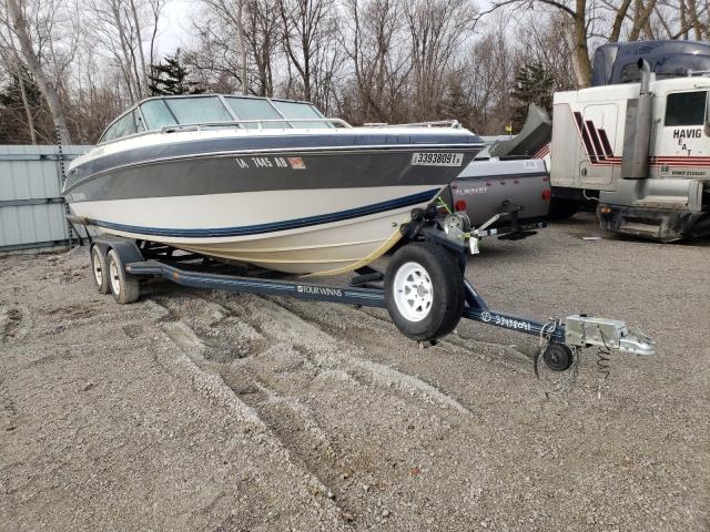Four Winds Boat salvage cars for sale: 1990 Four Winds Boat