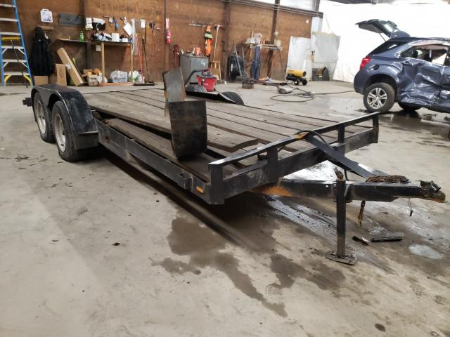 Trailers salvage cars for sale: 1996 Trailers Trailer