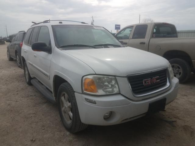 Salvage cars for sale from Copart Temple, TX: 2004 GMC Envoy