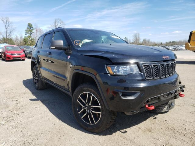 Salvage cars for sale from Copart Lumberton, NC: 2019 Jeep Grand Cherokee