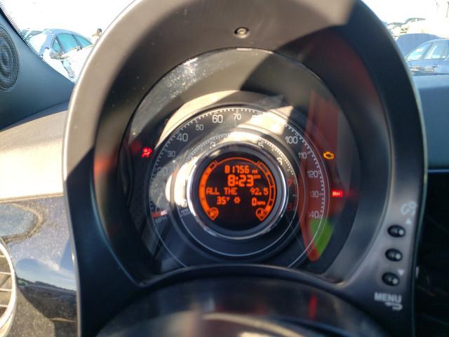 2014 Fiat 500   Vin: 3C3CFFBR8ET188680