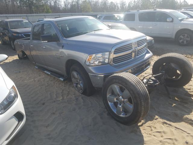 Salvage cars for sale from Copart Gaston, SC: 2019 Dodge RAM 1500 Class