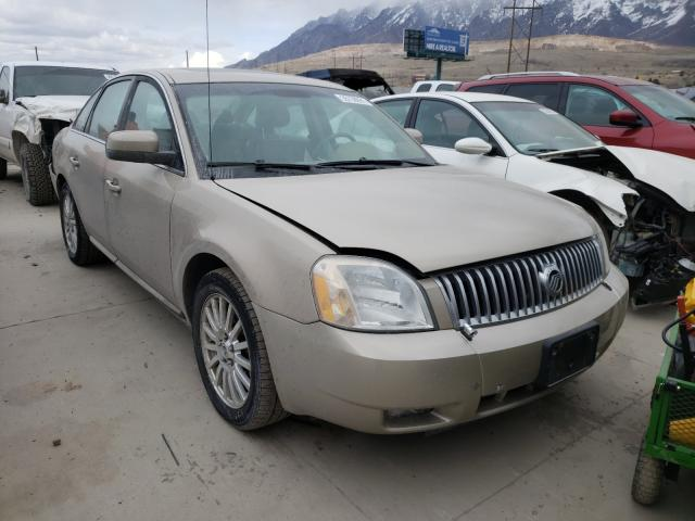 Mercury salvage cars for sale: 2006 Mercury Montego PR