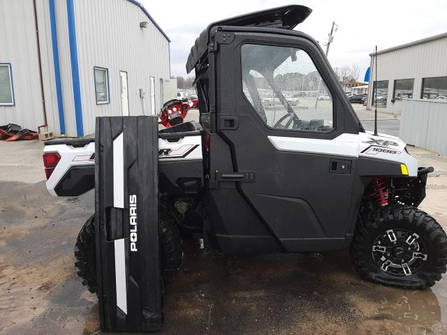 Salvage cars for sale from Copart Conway, AR: 2021 Polaris Ranger XP