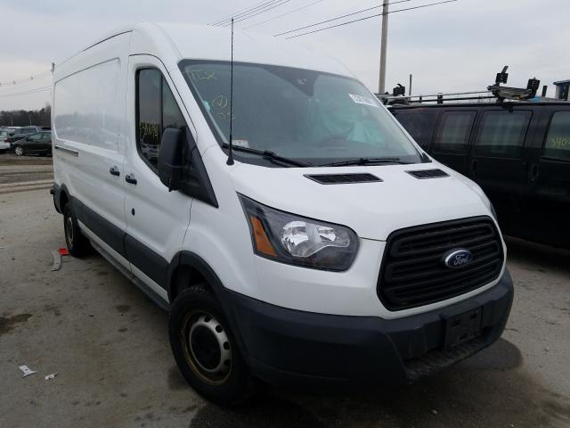 Vehiculos salvage en venta de Copart North Billerica, MA: 2019 Ford Transit T