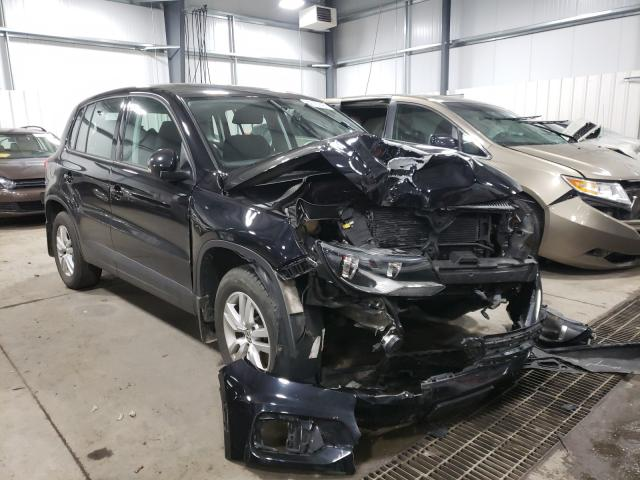2013 Volkswagen Tiguan S for sale in Ham Lake, MN