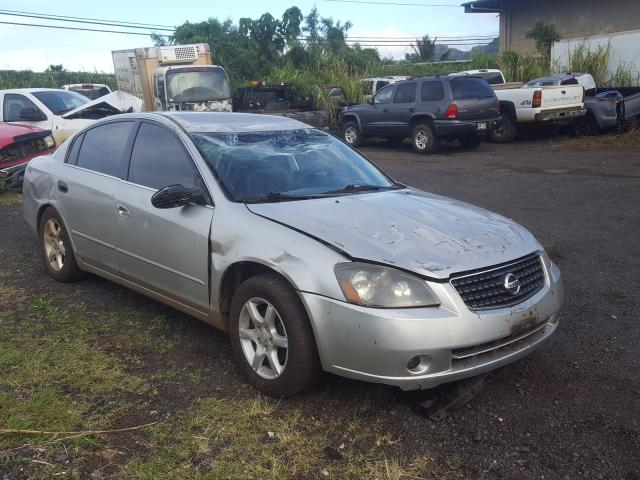 Salvage cars for sale from Copart Kapolei, HI: 2005 Nissan Altima S