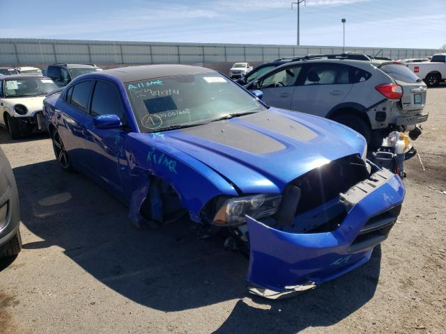 Salvage cars for sale from Copart Albuquerque, NM: 2013 Dodge Charger R