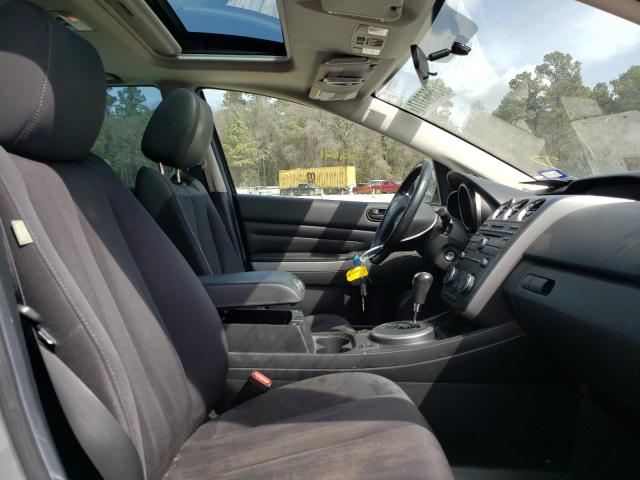 2010 MAZDA CX-7 - Left Rear View