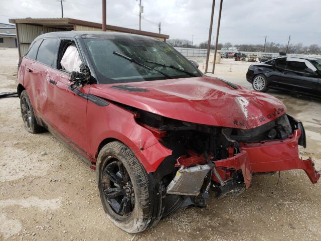 Salvage cars for sale from Copart San Antonio, TX: 2020 Land Rover Range Rover