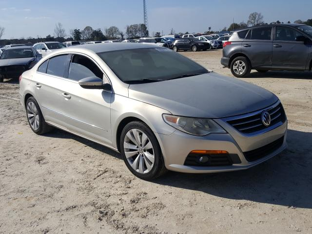 Salvage 2010 VOLKSWAGEN CC - Small image. Lot 36544131