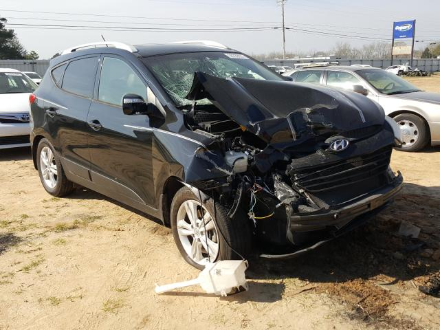 Salvage cars for sale from Copart Newton, AL: 2012 Hyundai Tucson GLS