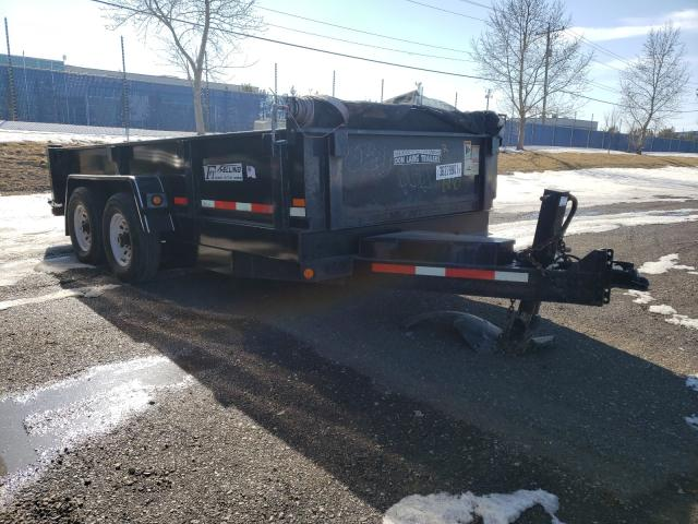Salvage cars for sale from Copart Rocky View County, AB: 2008 Other FT14DT