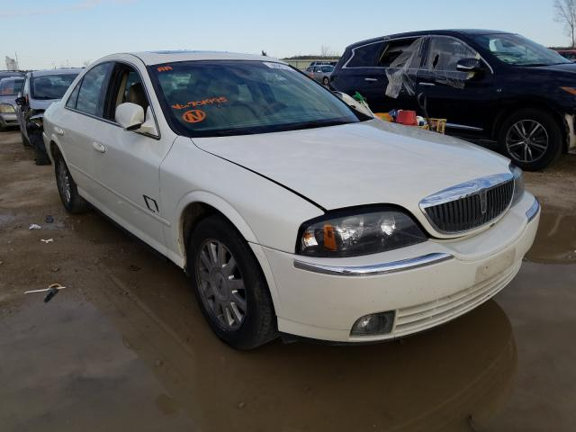 Lincoln salvage cars for sale: 2003 Lincoln LS
