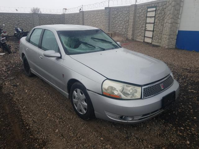 Salvage cars for sale from Copart Farr West, UT: 2004 Saturn L300 Level