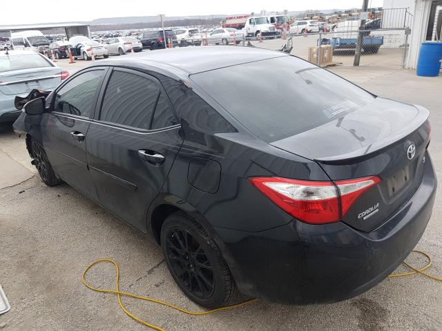 2016 TOYOTA COROLLA L - Right Front View