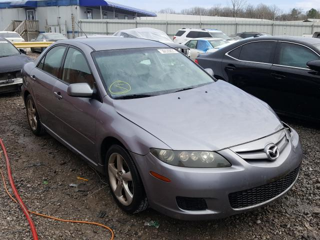 Salvage cars for sale from Copart Hueytown, AL: 2008 Mazda 6 I