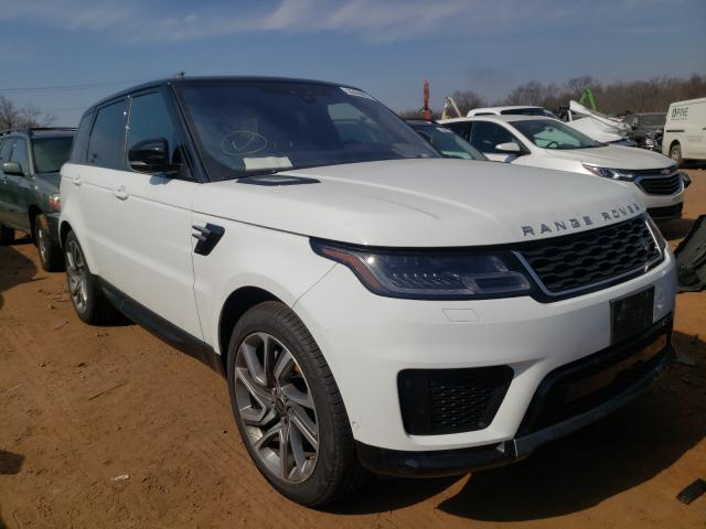 Salvage cars for sale from Copart Hillsborough, NJ: 2019 Land Rover Range Rover