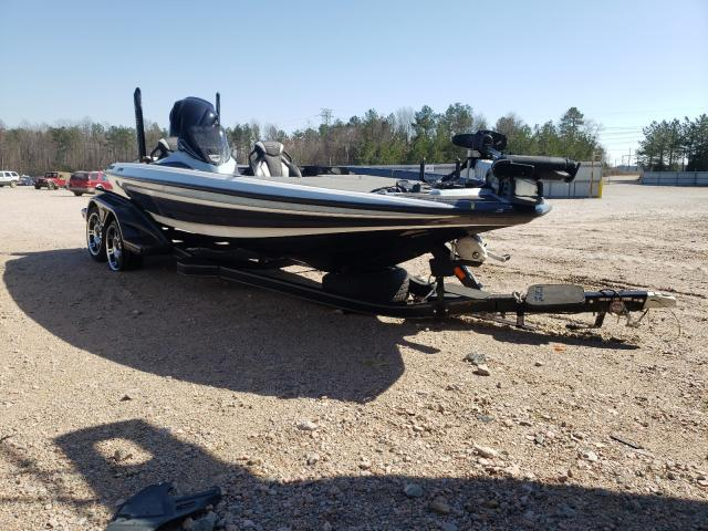 Salvage boats for sale at Charles City, VA auction: 2021 Skeeter Boat