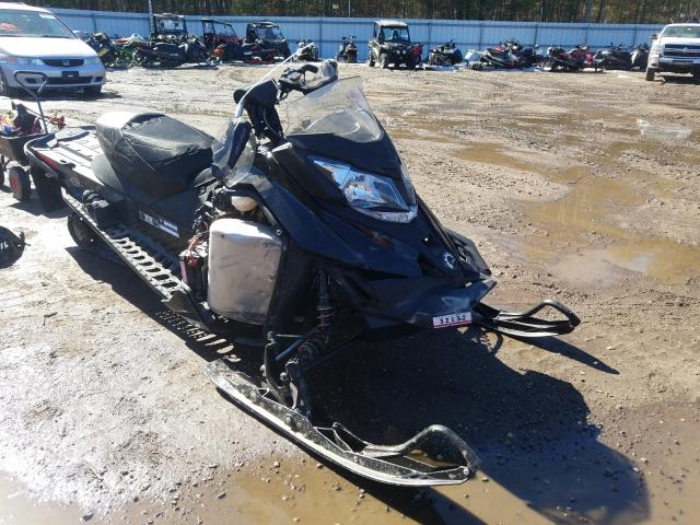 Salvage cars for sale from Copart Lyman, ME: 2016 Skidoo MXZ