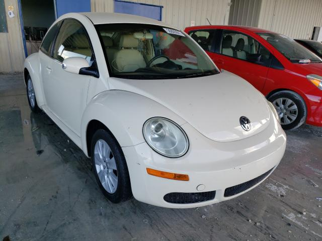 Salvage cars for sale from Copart Homestead, FL: 2008 Volkswagen New Beetle