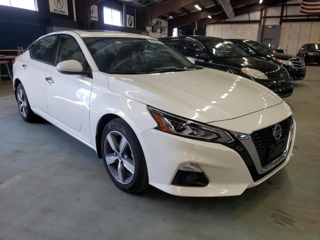 Salvage cars for sale from Copart East Granby, CT: 2019 Nissan Altima SV