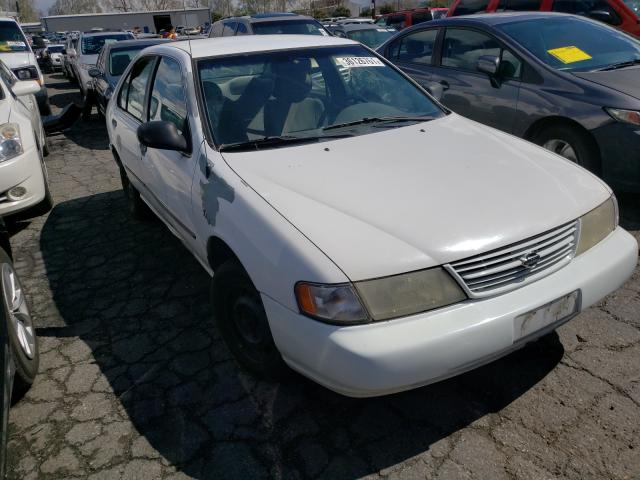 Salvage cars for sale from Copart Colton, CA: 1995 Nissan Sentra Base