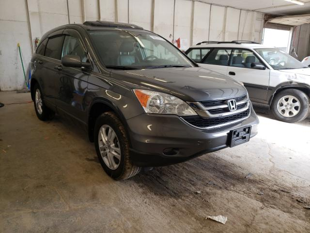 2011 Honda CR-V EXL for sale in Madisonville, TN
