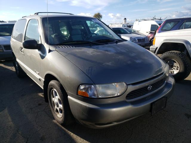 Nissan salvage cars for sale: 1999 Nissan Quest SE