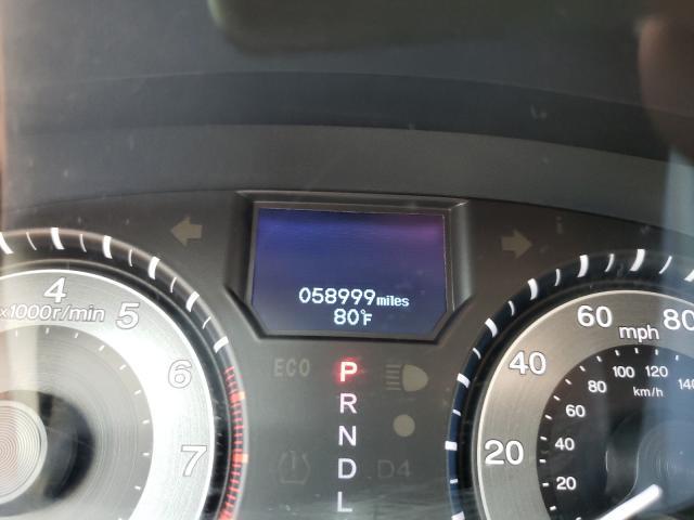2012 HONDA ODYSSEY TO 5FNRL5H9XCB130050