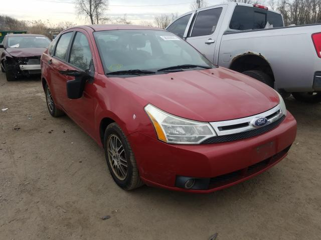 Used 2010 FORD FOCUS - Small image. Lot 36393021