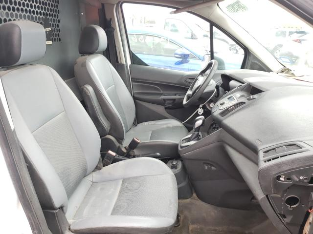 2014 FORD TRANSIT CO - Left Rear View