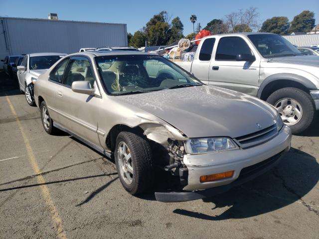 Salvage cars for sale from Copart Vallejo, CA: 1995 Honda Accord EX